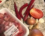 Oseng Mercon Ampela ayam dan telor puyuh langkah memasak 1 foto