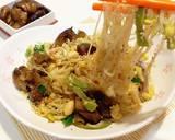 Shirataki Sesame Noodles #Ketopad_Cp_OlahanShirataki langkah memasak 14 foto