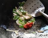 Mie Kuntil langkah memasak 2 foto