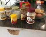 Macelor (macaroni telor) langkah memasak 1 foto