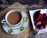 Teh Tarik Kayumanis langkah memasak 2 foto