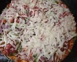 Yummy pizza delight recipe step 5 photo