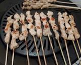 Sate Taichan langkah memasak 4 foto