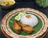 Ayam goreng enak dan ekspress membuatnya #seninsemangat langkah memasak 3 foto