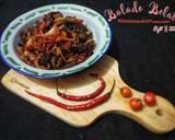 Balado Belut #Week25 langkah memasak 8 foto