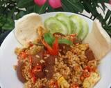 Nasi Goreng Kikil langkah memasak 5 foto