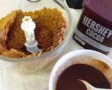 Chocolate Almond Butter #Ketopad langkah memasak 4 foto