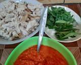 Ayam suwir kemangi langkah memasak 1 foto