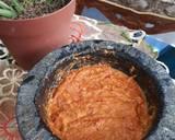 Sambal Warung Lamongan Special Kacang Mede langkah memasak 4 foto