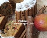 242. Cinnamon Apple Cake langkah memasak 12 foto