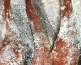 Taru Taru source Muriel salmon langkah memasak 4 foto