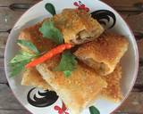 Risole Sayur langkah memasak 10 foto