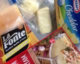 Mac and Cheese #onedish langkah memasak 2 foto