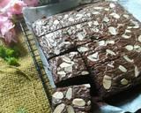 Super Chewy Brownies langkah memasak 8 foto