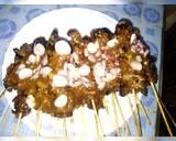Sate Daging Sapi Teflon n Tipsnya #FestivalResepAsia# Indonesia langkah memasak 13 foto