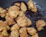 Dakgangjeong (Ayam Goreng Krispi Saus Madu ala Korea)#kamismanis langkah memasak 6 foto