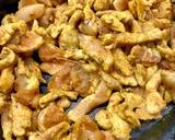 Shoarma z kurczaka krok przepisu 1 zdjęcie