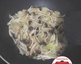 Vegetarian tumis toge jamur bombay sederhana #homemadebylita langkah memasak 4 foto