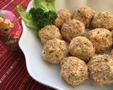 Uzbekistan Potato Salad Ball recipe step 7 photo