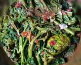 Plencing Kangkung langkah memasak 3 foto