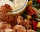 Vickys Oven-Fried Coconut Prawns & Mango Sauce, GF DF EF SF NF recipe step 9 photo