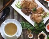 #3.Hainam Rice with Hainam Chicken langkah memasak 8 foto