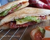 Sandwich Komplit langkah memasak 4 foto