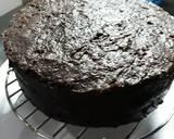 Simply chocolate cake langkah memasak 9 foto
