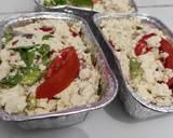 46. Pepes Tahu Ayam (Tanpa Daun Pisang) langkah memasak 3 foto