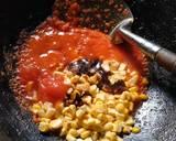 Jagung Kepala Cumi Saos Padang langkah memasak 1 foto