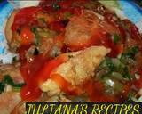 Chicken in sauce recipe step 4 photo