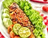 Ikan Kembung Bakar Manis Pedas langkah memasak 3 foto