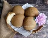 Roti Boy a.k.a Mexican Bun (Tanpa Telur) langkah memasak 20 foto