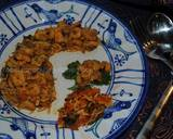 Persian spicy prawn with rice recipe step 14 photo