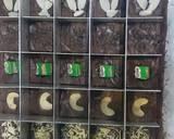 Chewy Brownies Sekat anti gagal (no mixer) langkah memasak 5 foto