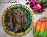 Es mambo coklat langkah memasak 5 foto