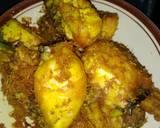 Ayam goreng serundeng langkah memasak 3 foto