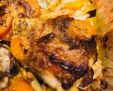 Roasted Dijon Chicken with Carrots and Onions recipe step 7 photo