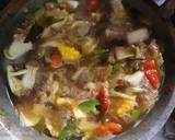 Tongseng Kambing Segar Sedap langkah memasak 2 foto