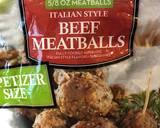 Quick Meatball Soup recipe step 2 photo