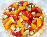Fruit Pie Tart langkah memasak 4 foto