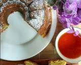 Matcha marmer cake langkah memasak 6 foto