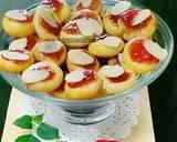 Strawberry Almond Cookies langkah memasak 8 foto