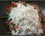 Tumis Ikan Teri Medan langkah memasak 3 foto
