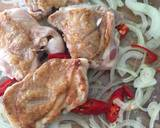 Garlic Lemon Chicken langkah memasak 3 foto