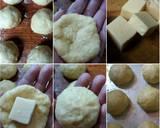 Roti Goreng Keju Meler (no ulen) langkah memasak 4 foto