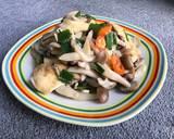 Tumis Tahu Jamur Shimeji langkah memasak 5 foto