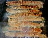Asparagus wrapped in Meat (Japanese style) recipe step 12 photo