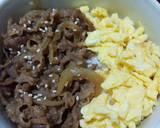 Beef Yakiniku ala Yoshinoya langkah memasak 4 foto