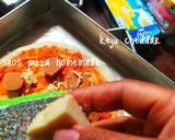 Pizza Homemade langkah memasak 3 foto